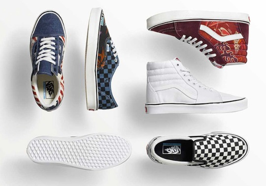 Vans Introduces More Colorways for the Foam-Soled Classic Lites This Summer
