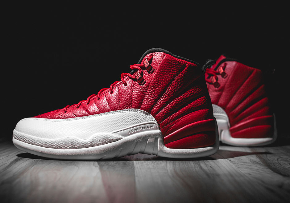 new style da7a9 517a5 Air Jordan 12 Gym Red Release Date and Price | SneakerNews.com