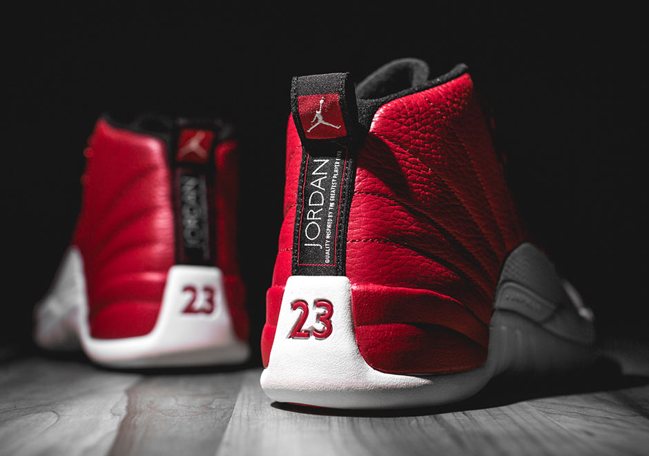 new style d6369 08840 Air Jordan 12 Gym Red Release Date and Price | SneakerNews.com