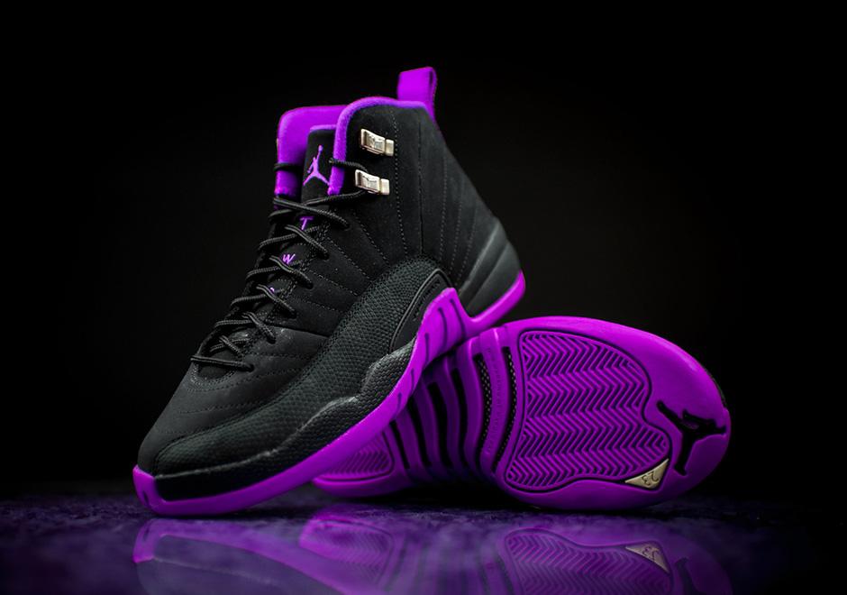 2166b342e46 Air Jordan 12 GG Hyper Violet Release Info 510815-018 | SneakerNews.com