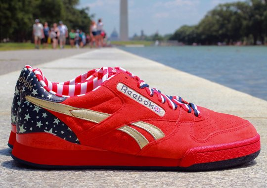MAJOR Gets Patriotic For Their Reebok Phase 1 Pro Collab