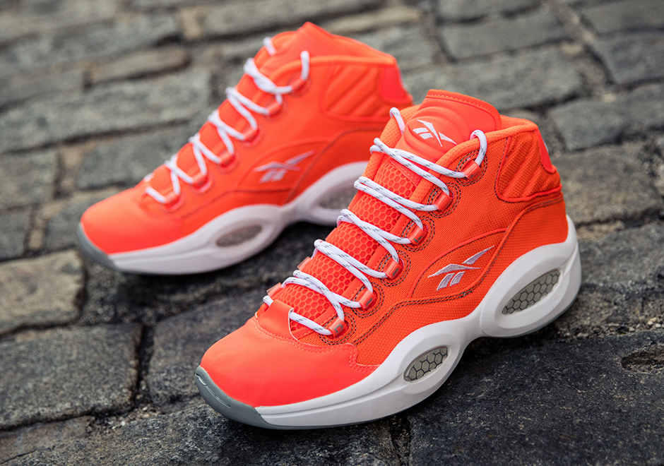 Reebok Question Only the Strong Survive