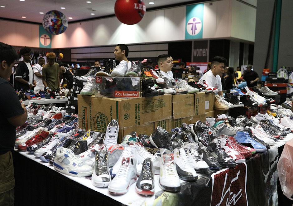 Sneaker Con BET Experience Los Angeles