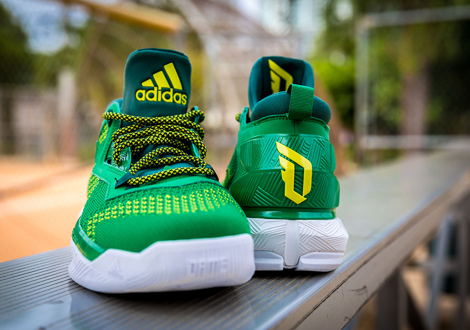 adidas And Damian Lillard Pay Tribute To Bay Area With New Release