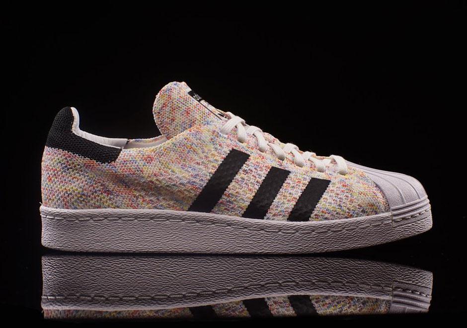 Primeknit Adidas Superstar