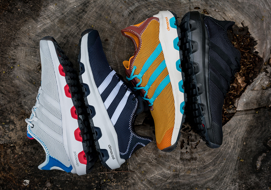 timeless design b0f40 aae12 adidas Outdoor Climacool Voyager - SneakerNews.com