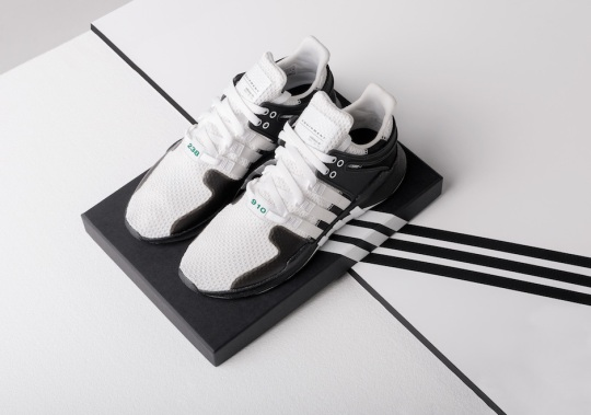 This adidas EQT Release May Be One Of The Most Limited Shoes Of The Year