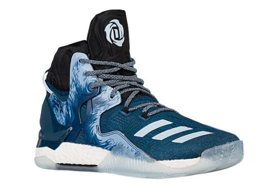 Derrick Rose Will Wear The adidas D Rose 7 Boost With The Knicks