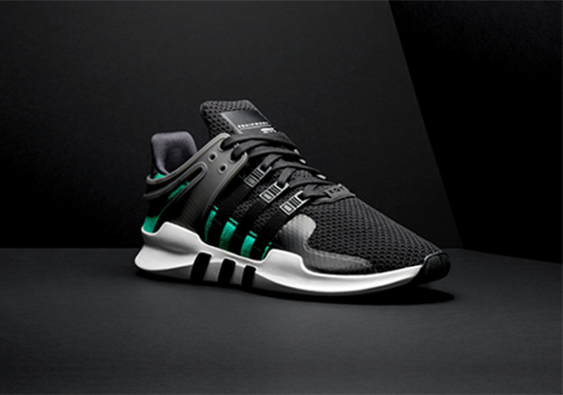 uk availability bb078 25965 adidas EQT ADV Support Sub Green BA8323 | SneakerNews.com