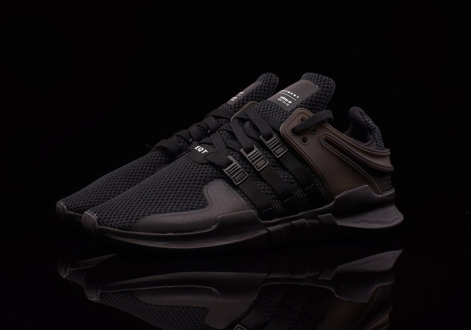 outlet store 7e300 85a2b ... promo code for adidas releases triple white and triple black colorways  of the new eqt support