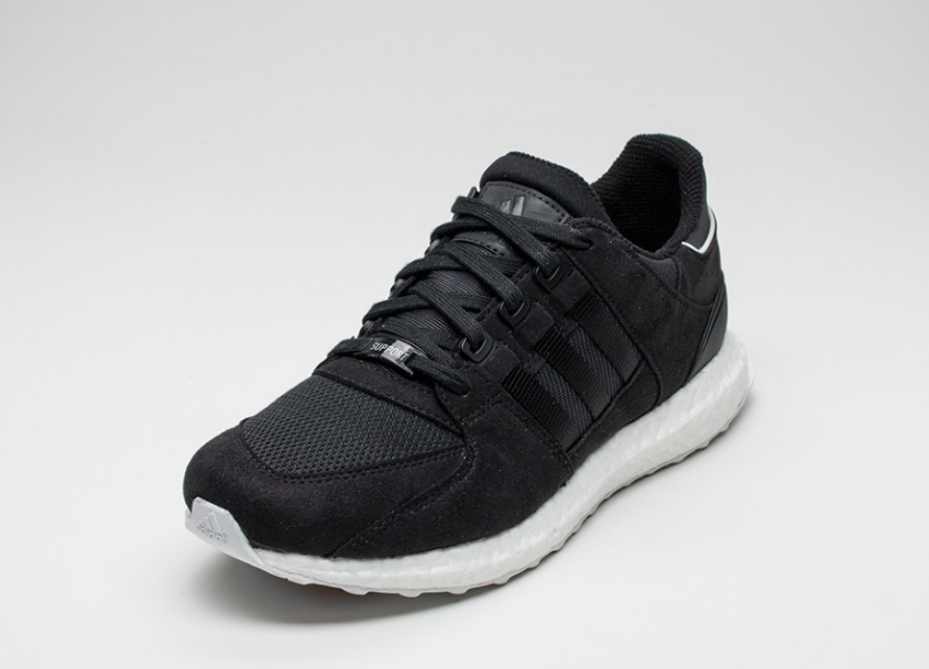 the best attitude 40e59 fd400 Black And White Colorways Of The adidas EQT Support 93-16 Boost Are  Releasing - SneakerNews.com