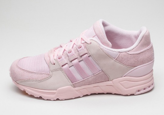 The adidas EQT Support Goes All Pink
