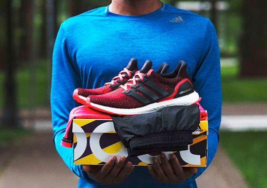 adidas Releases New Ultra Boost And More For Global Running Day