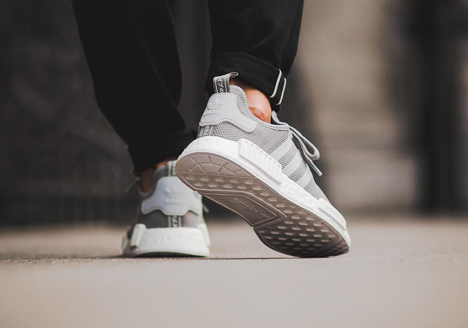 hot sale online 9cb91 f7071 adidas NMD R1 Light Grey - June Release Info | SneakerNews.com