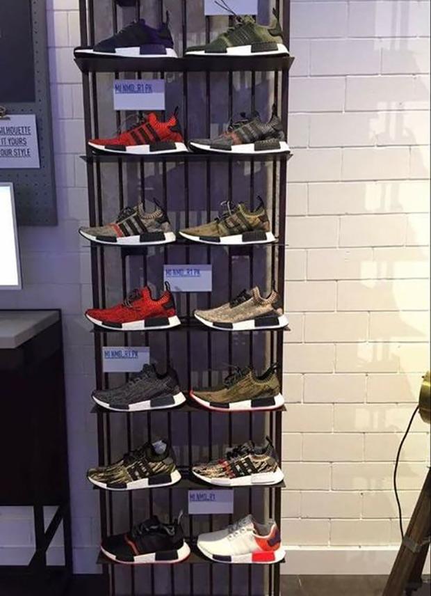 nmd rt pk ltgranite / grigio / vintagwht scarpe adidas nmd rt club
