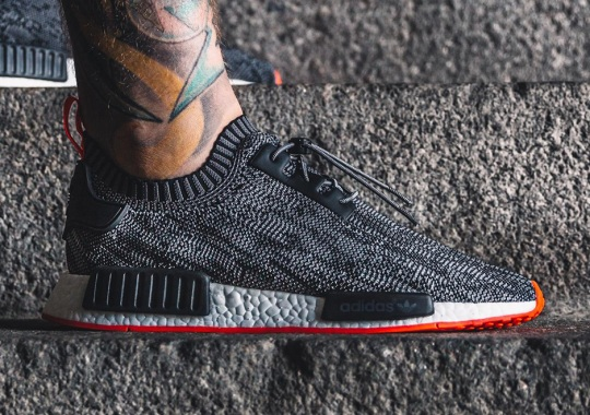 Only 300 Pairs Of The adidas NMD R1 Primeknit Made For Friends And Family