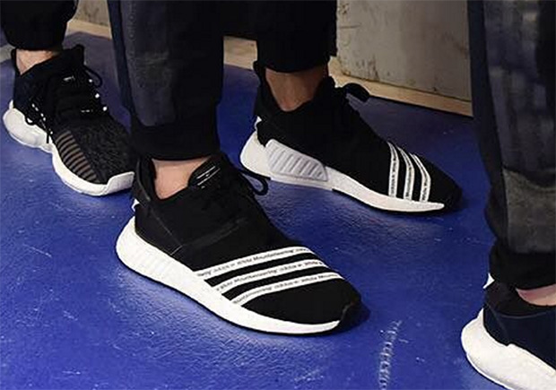 newest 7033e 07f79 First Look At The adidas NMD R2