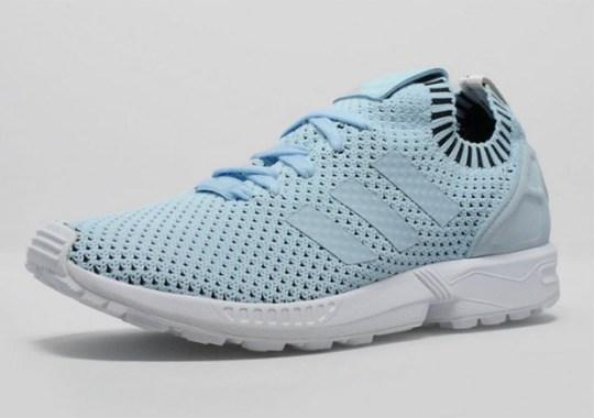 wholesale dealer fd3e3 08349 adidas ZX Flux Primeknit - SneakerNews.com