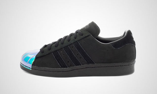adidas superstar metal toe hologram