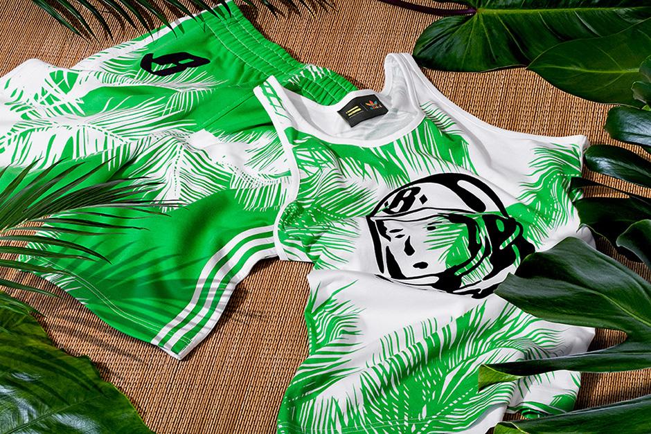 stan smith palm tree