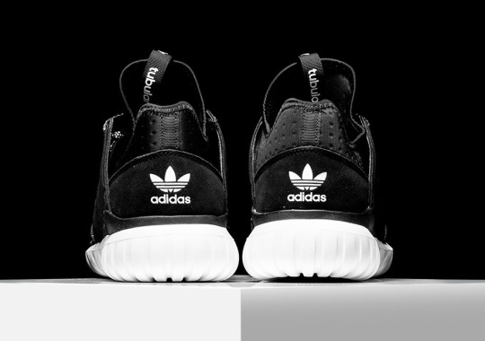 The adidas Tubular Radial Releases In The Simplest Of Colorways