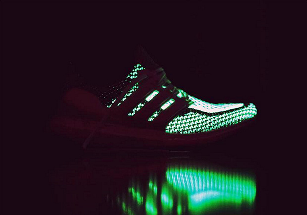 adidas Ultra Boost quot Glow In The Darkquot