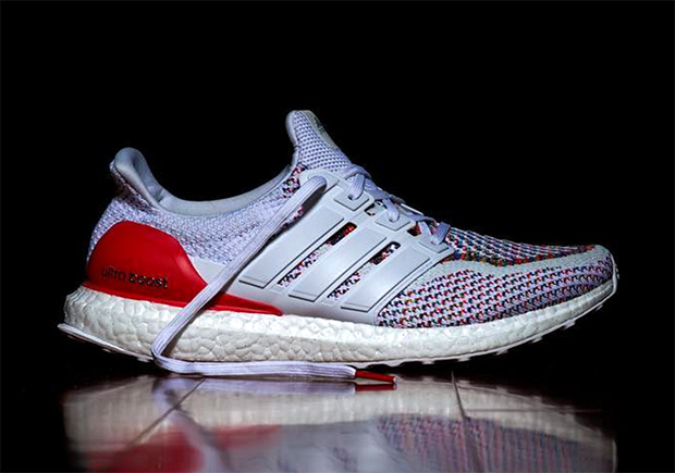 the adidas ultra boost multi color honors the olympics. Black Bedroom Furniture Sets. Home Design Ideas