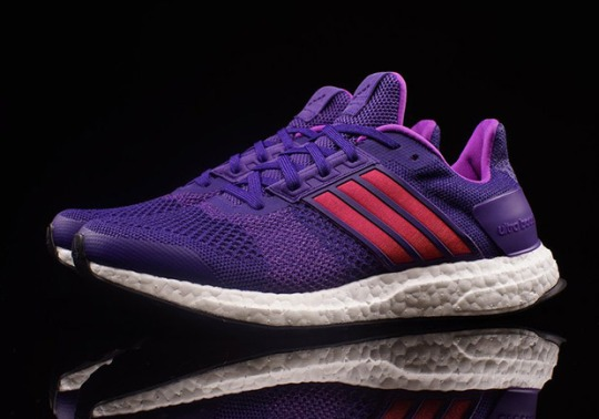 "A ""Raptors"" Theme Hits The adidas Ultra Boost ST"