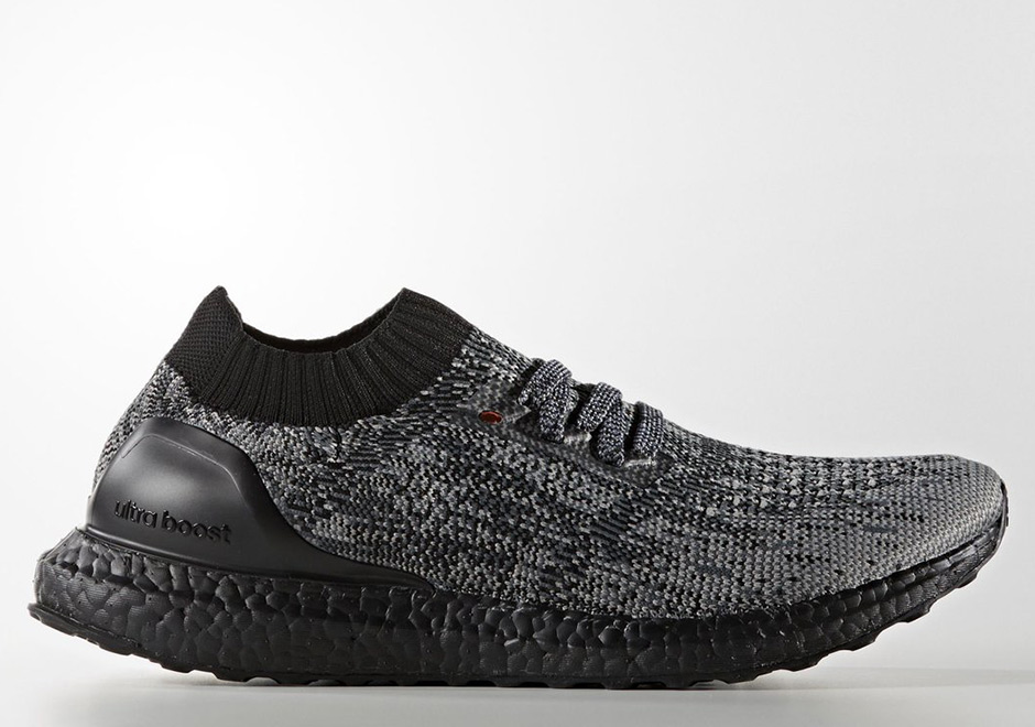 bcee2604a8a adidas Ultra Boost Uncaged Releasing With Red And Black Boost Soles -  SneakerNews.com