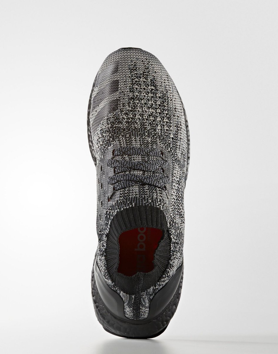 fb33d6d1a15e2 adidas Ultra Boost Uncaged Releasing With Red And Black Boost Soles ...