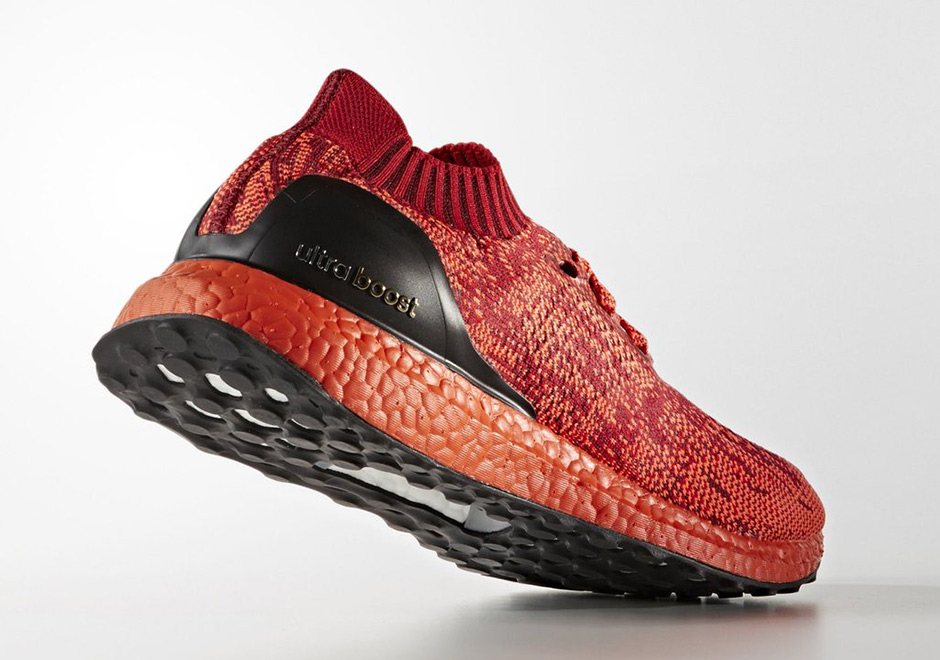 Ultra Boost Adidas Red
