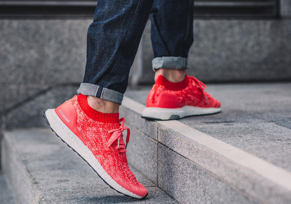 Adidas Ultra Boost Hommes Uncaged Rouge 4jJ4SYhp