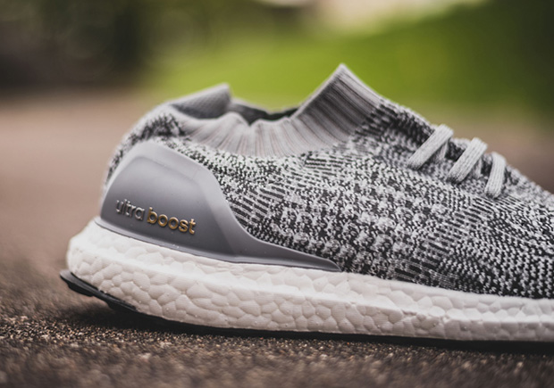 Adidas Ultra Boost Grey Uncaged