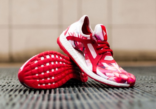 """adidas Pure Boost X """"Power Red"""""""