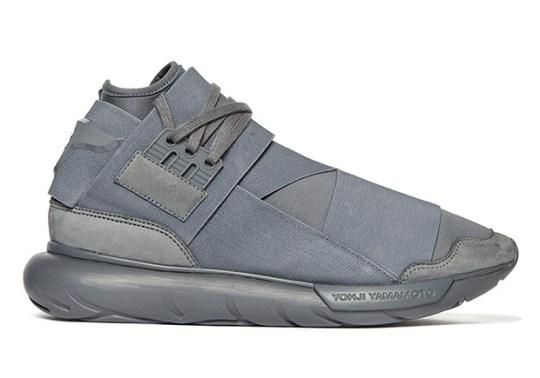 """adidas Y-3 Qasa Hi """"Vista Grey"""""""