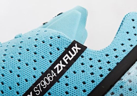 Primeknit Hits The adidas ZX Flux ADV ASYM