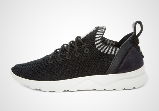The Next adidas Primeknit Sneaker Is The ZX Flux Virtue Sock