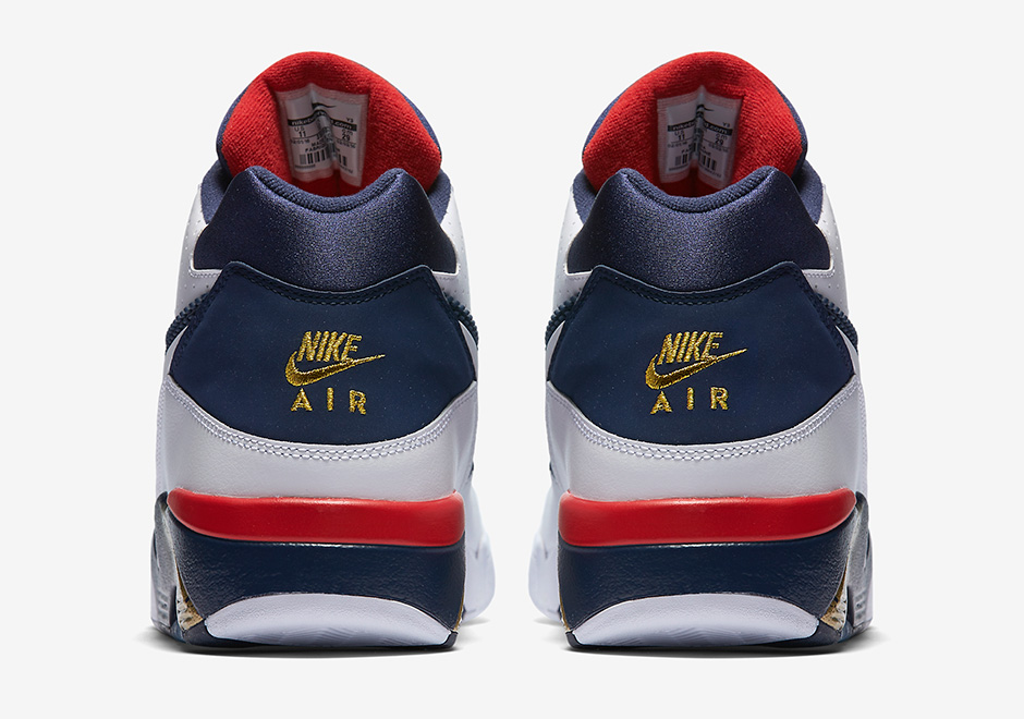 """new concept 52d60 6f1ce ... Charles Barkleys Nike Air Force 180 """"Dream Team"""" Is Releasing ..."""