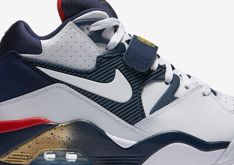 Nike Air Force 180 Olympic 310095-100 | SneakerNews.com