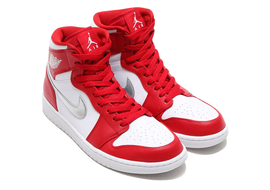 finest selection 71d49 1da67 Air Jordan 1 High Gym Red 332550-602   SneakerNews.com