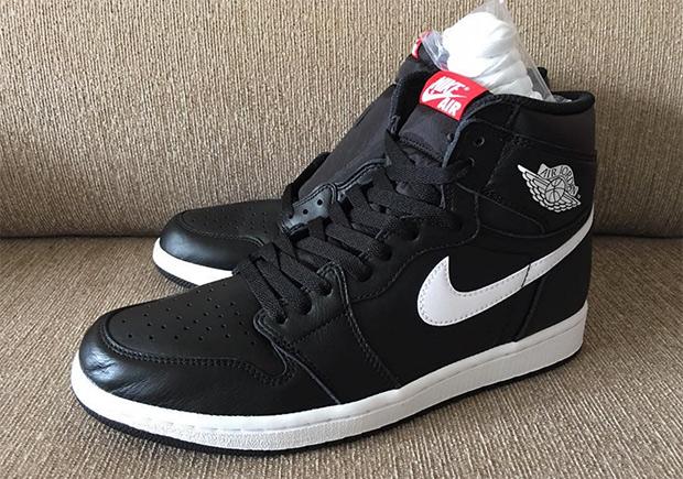 Air Jordan 1s Yang Yin