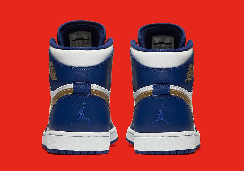 aa1e4bbcdd7 Air Jordan 1 Retro High Olympic | SneakerNews.com