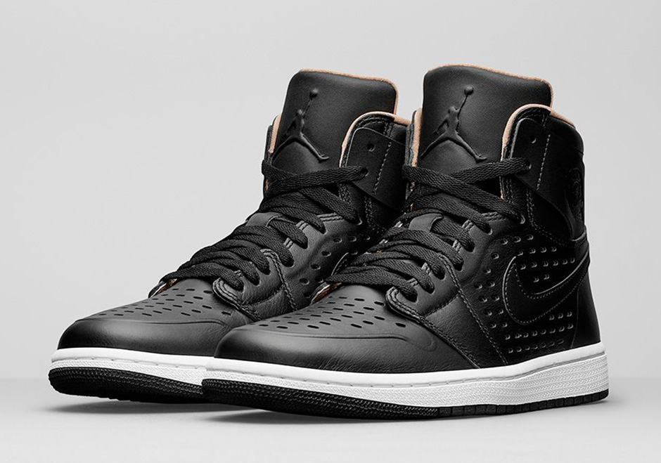 b08785c55edce1 The Air Jordan 1 Retro High Gets Added Perforations For Summer