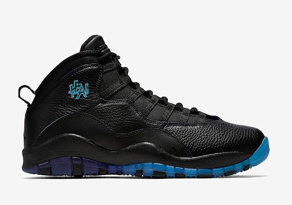 Air Jordan 10 City Pack