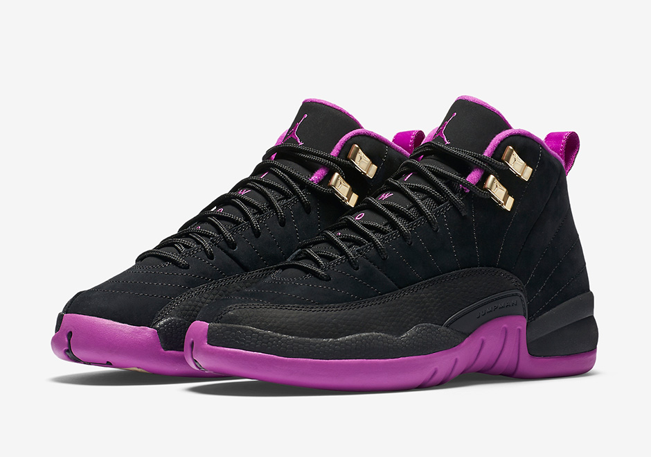 The Year Of The Air Jordan 12 Continues With The KidsOnly Hyper Violet