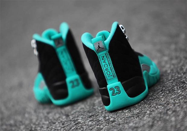 f2cd9e275a6027 Air Jordan 12 GG Hyper Jade Release Date