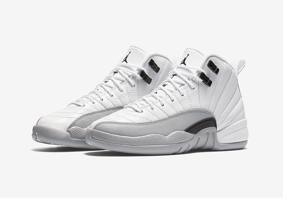 official photos 53b67 744da Air Jordan 12 GS Wolf Grey 510815-108 | SneakerNews.com