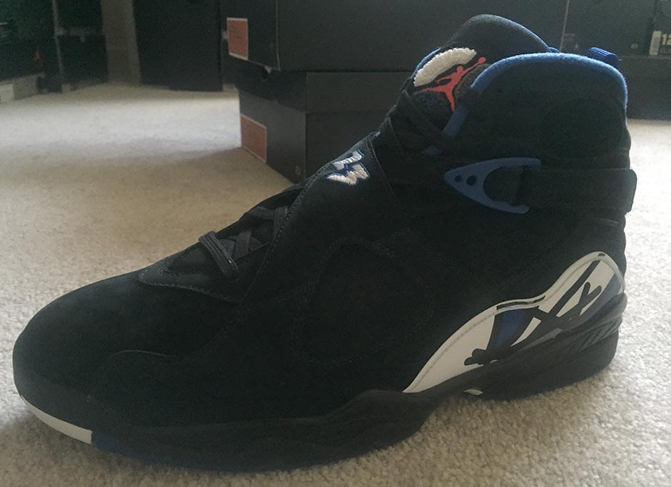 ef838d2b686 A Closer Look At Drake's Air Jordan 8