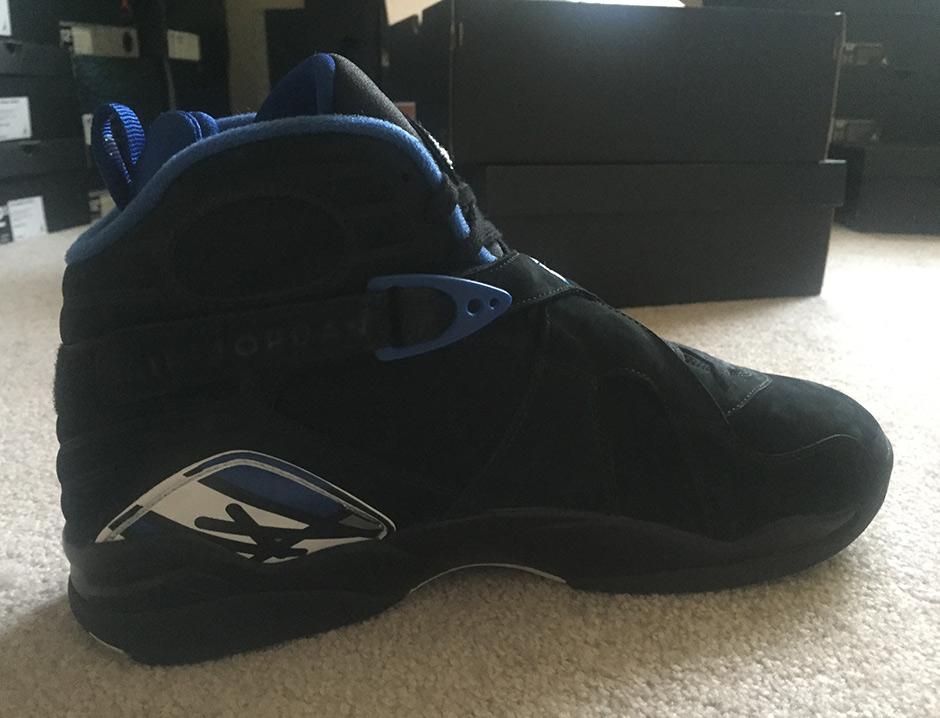 A Closer Look At Drake s Air Jordan 8