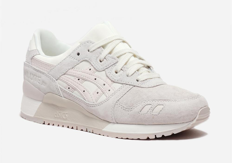 gel lyte iii whisper pink